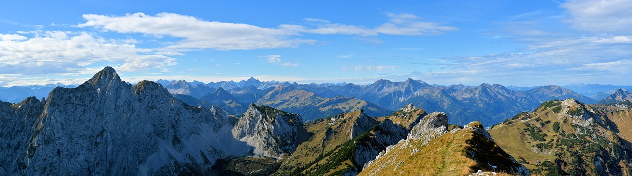 Bergwochenende – von Hütte zu Hütte, 18-35 J.